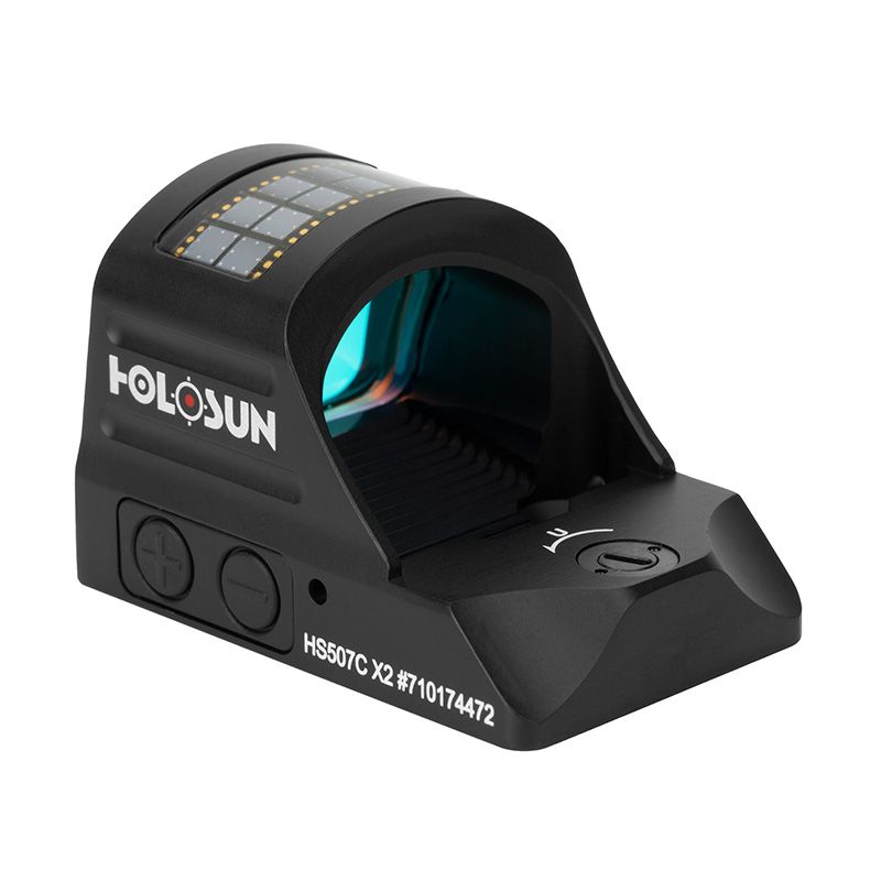 HS507C X2 Holosun 507C Reflex Sight (Red Dot)