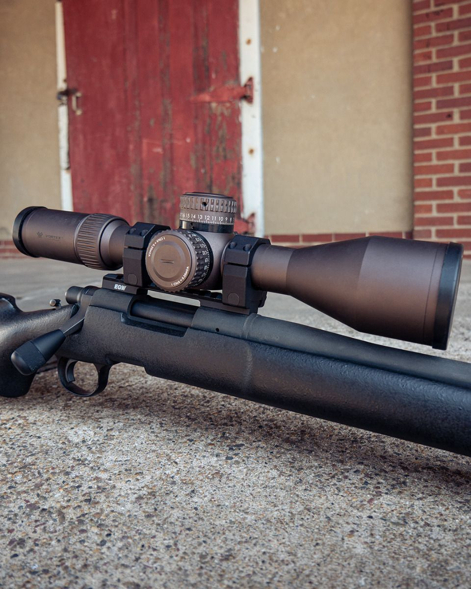 Hunter Series Remington 700, 721, 725, Sauer 100/101, Bergara B14 Long Action Picatinny Rail 20 MOA