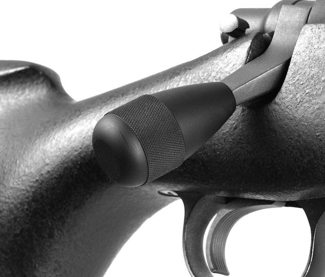 Remington 700 Knurled (Bolt Knob E)