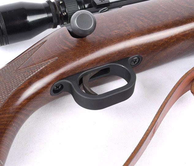 Savage Flat Back Trigger Guard