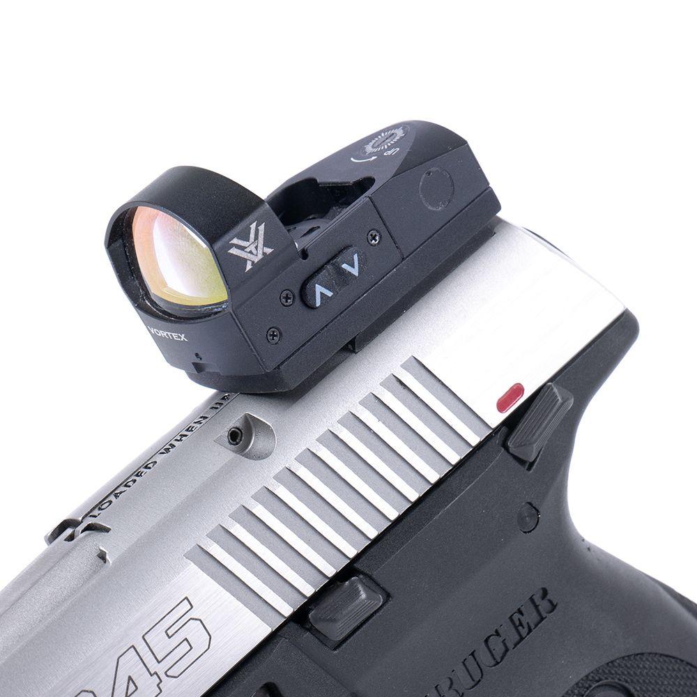 Vortex Viper / Venom (fits Burris FastFire and Docter) For Ruger SR9, SR40, SR45