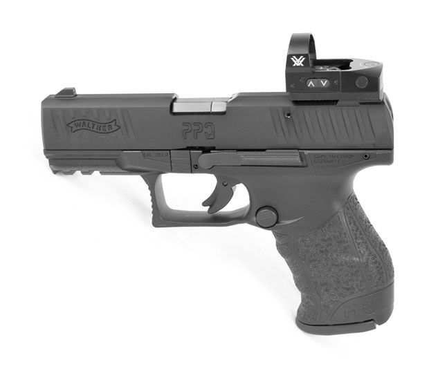 Vortex Viper / Venom (fits Burris FastFire and Docter) For Walther PPQ 22