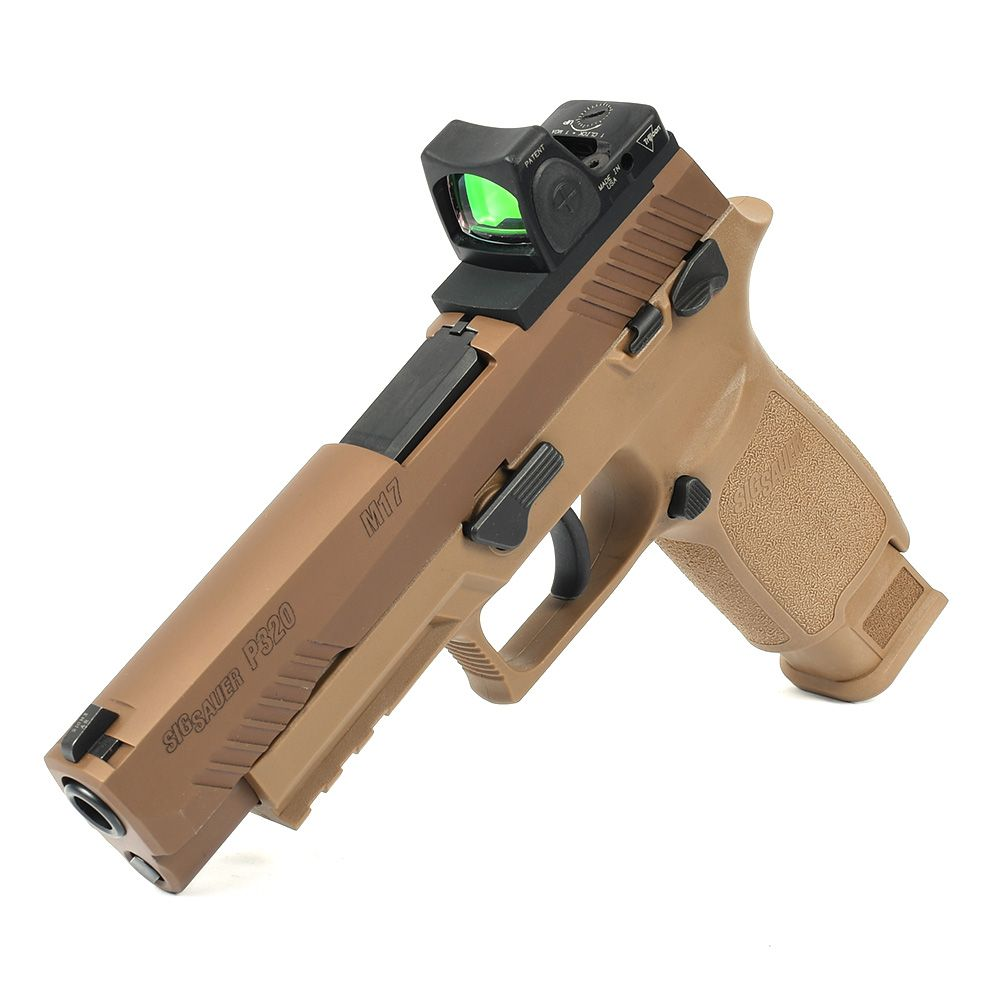 Trijicon RMR / SRO, Holosun 407c / 507c Mount for Sig M17 (DeltaPoint Pro)