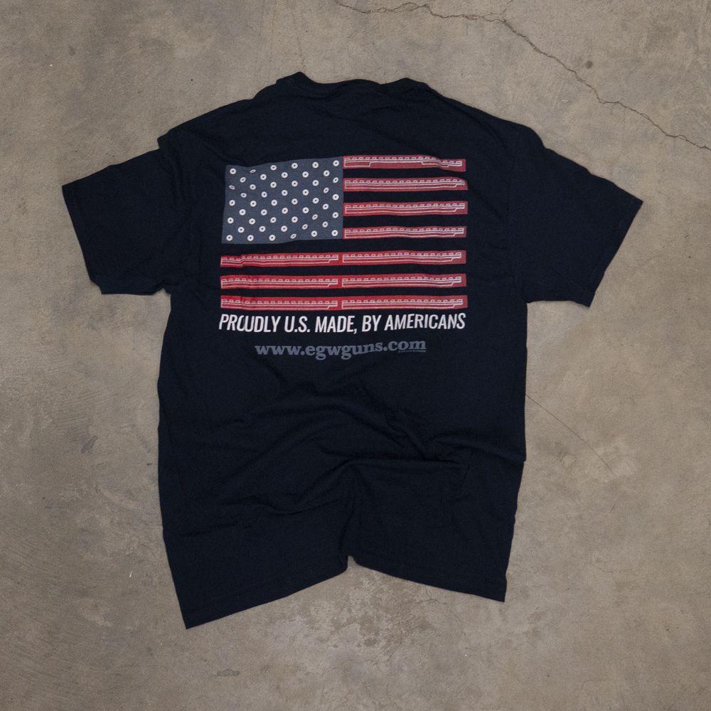 Picatinny Flag T-Shirt - Small