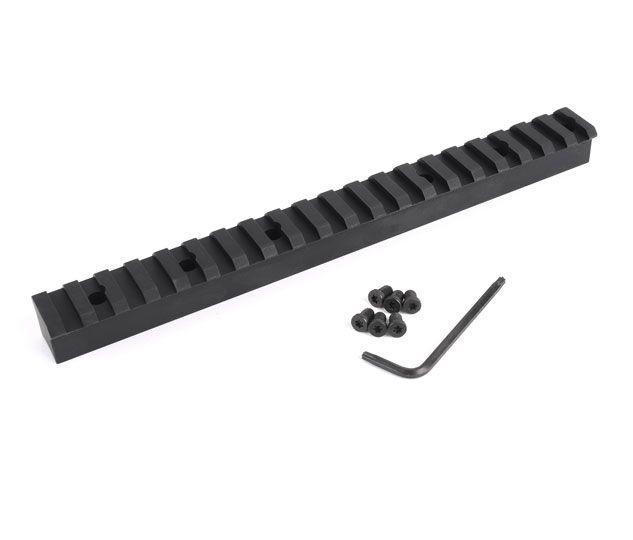 HD Ruger Precision Magnum Picatinny Rail 40 MOA