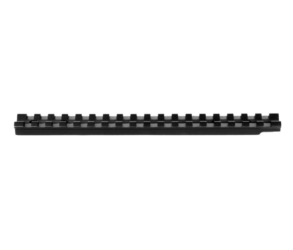 Savage Axis II Precision and Axis II Precision XP Picatinny Rail 0 MOA (Drilled for #8-40 Screws)