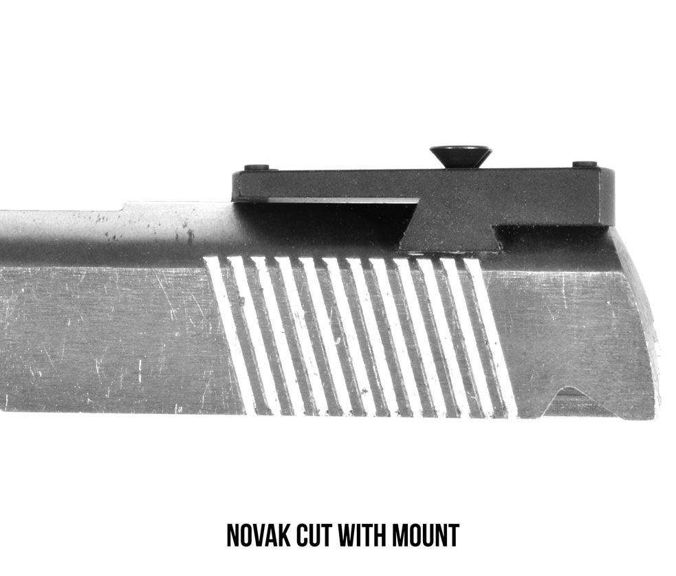 DeltaPoint Pro Novak Sight Mount (fits Shield RMS/RMSc/SMS, JPoint, Redfield Accelerator, and Optima)