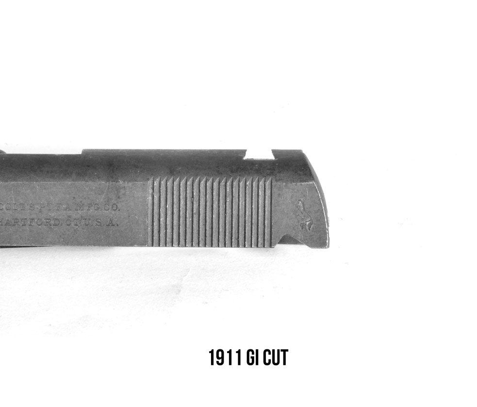 Vortex Razor GI 1911 Sight Mount (Fits C-More STS, STS2, RTS2)