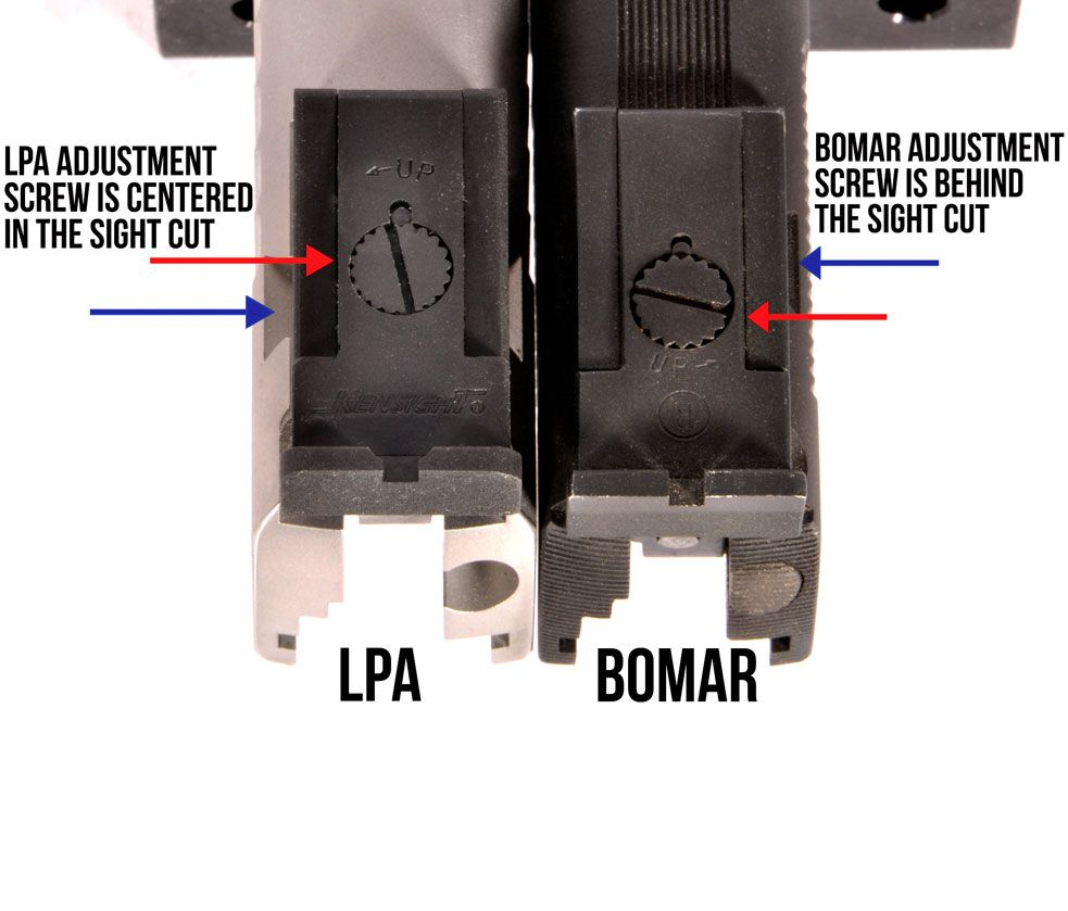 Vortex Razor Bomar Sight Mount (Fits C-More STS, STS2, RTS2)