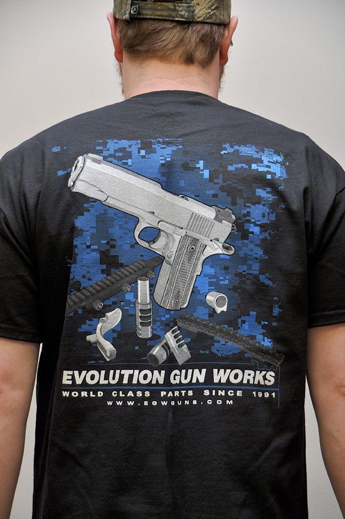 EGW Men's HD T-Shirt Small