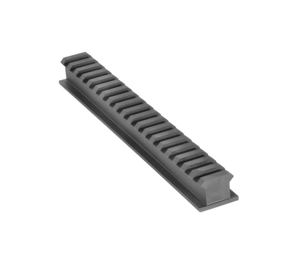HD Picatinny Rail Blank For Brownells 4140 Carbon Steel - 7.75