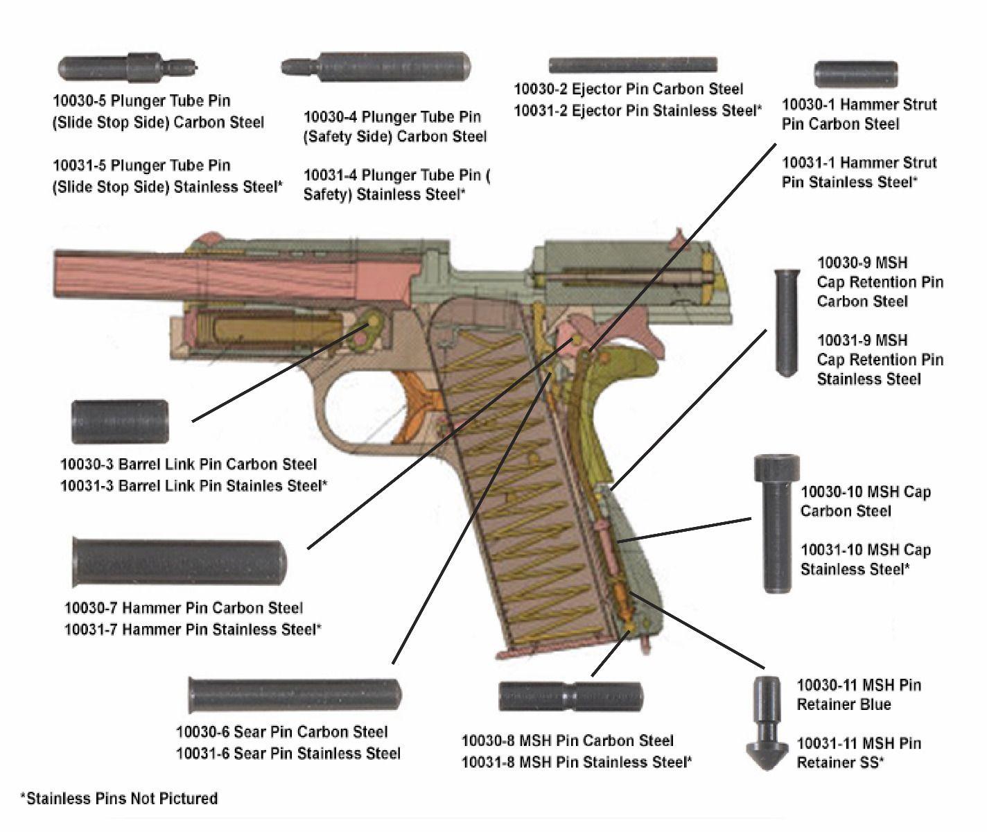 Hammer Pin SS