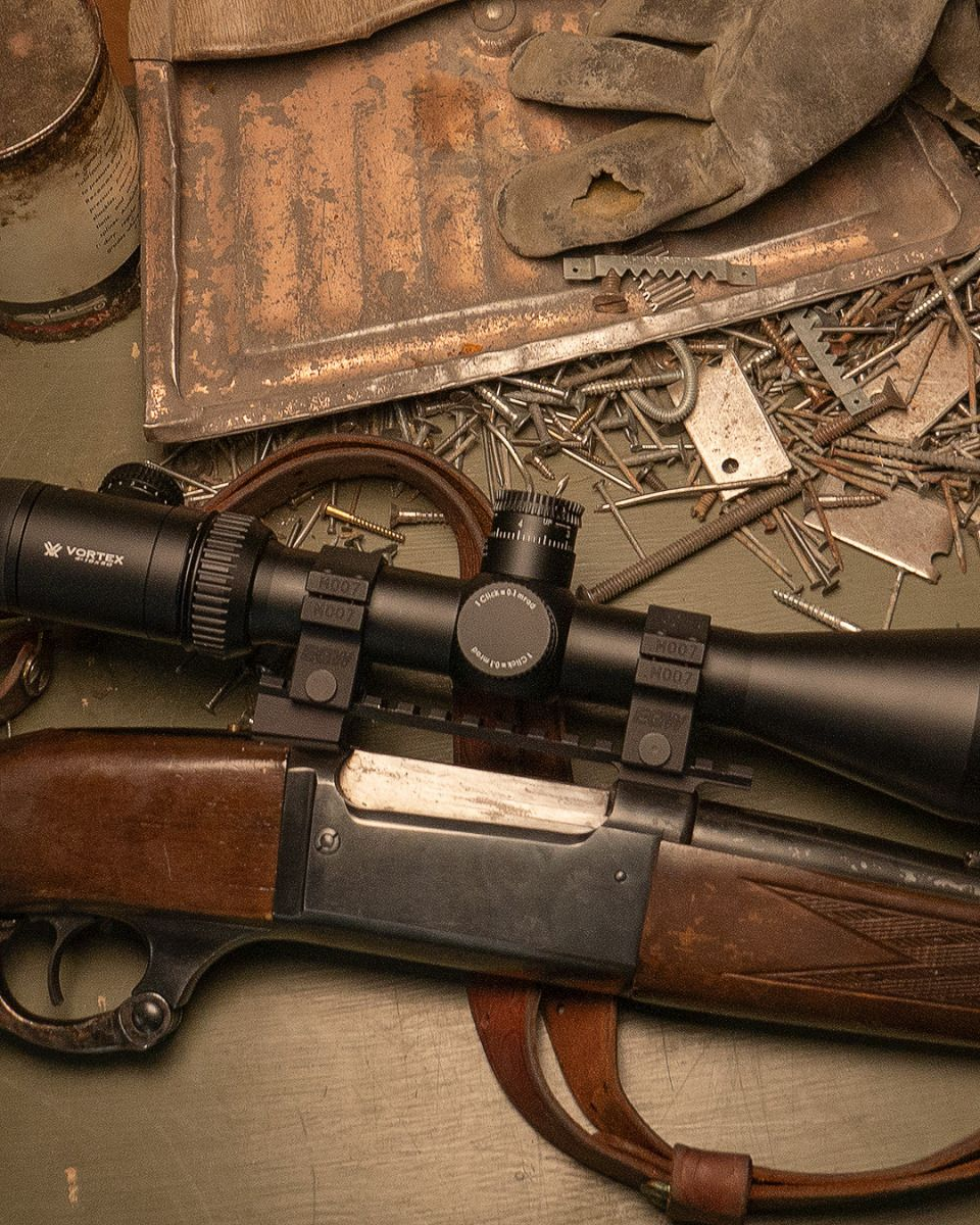 HD Savage Model 99 Picatinny Rail 0 MOA (Factory Drilled and Tapped Models Only)