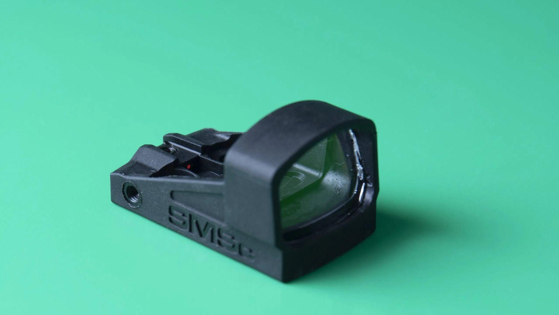Shield SMSc 4 MOA Red Dot Mini Sight