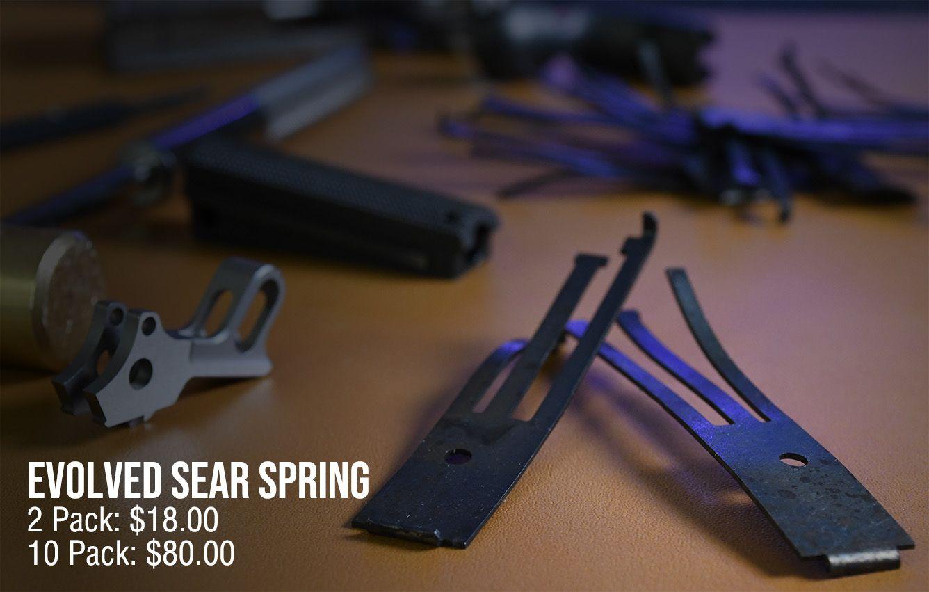 Evolved 1911 Sear Spring (2 Pack)