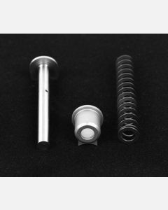 "Guide Rod Kit For 3"" 1911s Stainless 9mm, .38, .40 (Colt Defender, New Agent, LDA, Etc)"