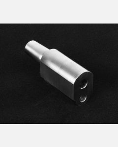 "Compensator Blank Full Profile Monolithic / No Stirrup Cut 2"" Carbon Steel"