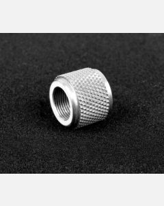 Thread Protector Stainless Steel 1/2 x 28