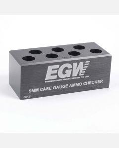 9mm Case Gauge 7-Hole