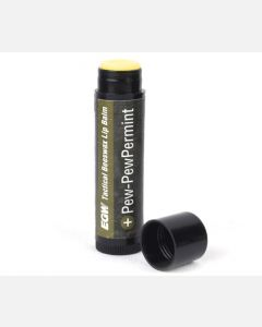 Pew-PewPermint Tactical Lip Balm