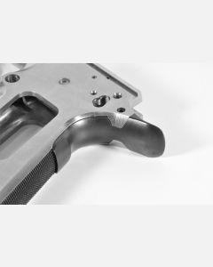 "JEM Beavertail Grip Safety Blue .250"" Radius"