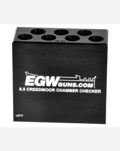 Ammo Chamber Checker 6.5 Creedmoor 7-Hole