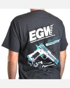 EGW Schematic T-Shirt - XL