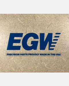 EGW Vinyl Decal